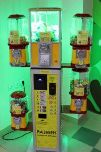 Детские игровые автоматы в Лео
