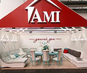 Открытие магазина «АМИ Мебель» в ТЦ «Маяк»