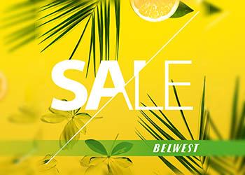 Sale до 40% в Belwest!