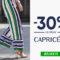 Скидка 30% на обувь торговой марки «CAPRICE»*