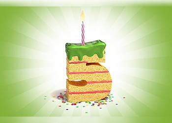 22 ноября 2019 г. ТЦ «Маяк» — 5 лет!