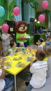 Праздники для детей в Лео